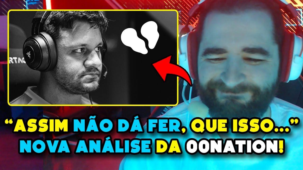 Download FalleN APONTA ERROS cometidos pelo FER em NOVA ANÁLISE da 00Nation!!