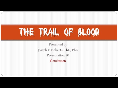 Trail of Blood Presentation 20
