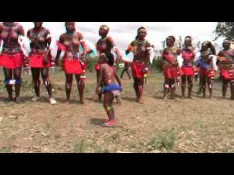 zulu dance-sanele mnguni