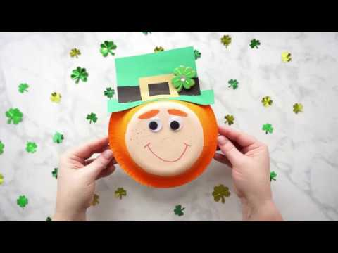 Easy Leprechaun Craft for Kids
