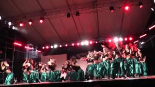 慶應義塾大学 KEIO 三田祭 2014 Revolve GIRLS HIPHOP