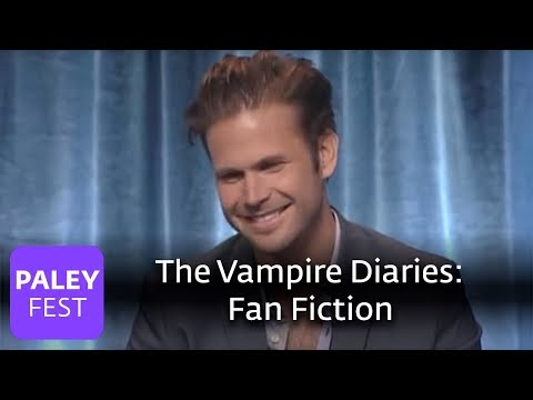 The Vampire Diaries  Is Matt Davis a  Fiction Author?