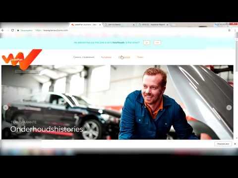 Как купить авто на аукционе в Европе и пригнать автомобиль из Германии в Россию 2018