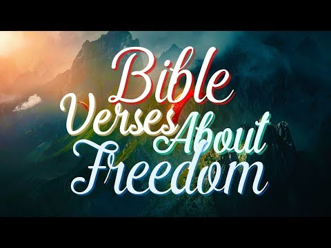 Bible Verses about Freedom from Fear - What Does the Bible Say about the Freedom from Fear?