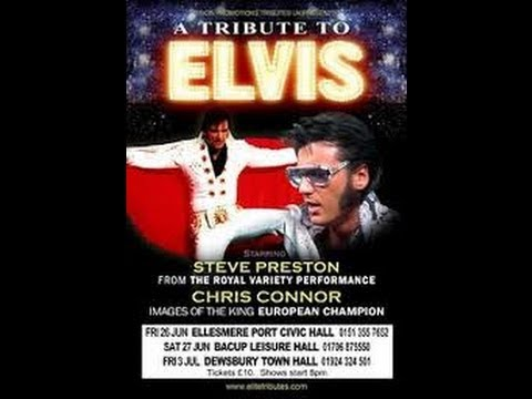 chris connor sings elvis at clitheroe the grand