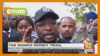 The Sonko money trail