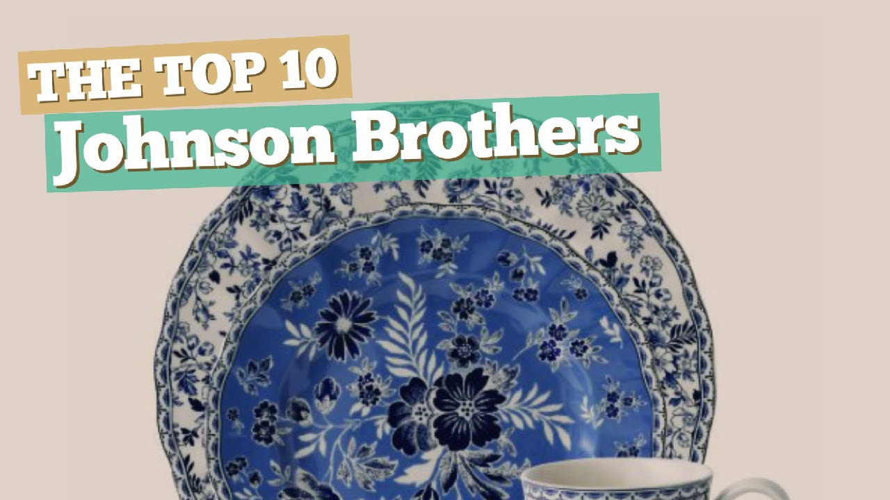 Johnson Brothers Dinnerware Sets // The Top 10 Best Sellers 2017 & Johnson Brothers Dinnerware Sets // The Top 10 Best Sellers 2017 ...