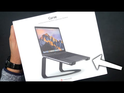 Twelve South Curve Stand - Unboxing & First Look