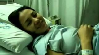 AMADO BATISTA -- NO HOSPITAL