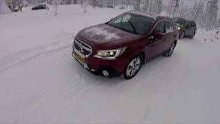 Subaru Outback - выдержит ли вариатор (полная версия)?