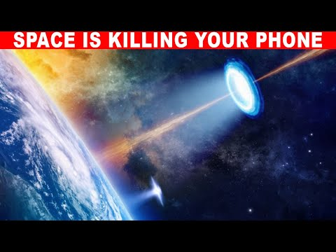 Alien Particles Are Causing Earth's Computers To CRASH!