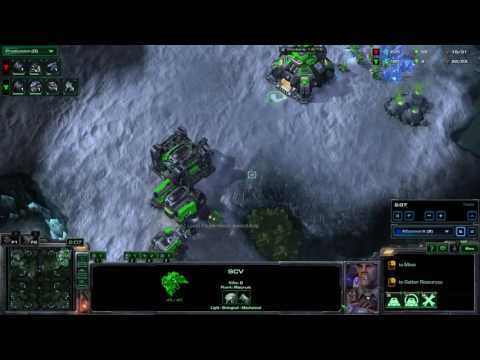 StarCraft 2 LotV Ranked Ladder - RFPV Placement Games [1/5] Frost Back in the Saddle