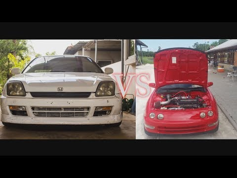 Should I trade my Turbo Prelude for a B18 Integra? | Suriname