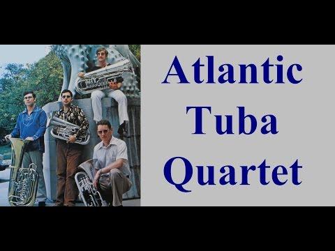 Bist Du Bei Mir - Euphonium-Tuba Quartet