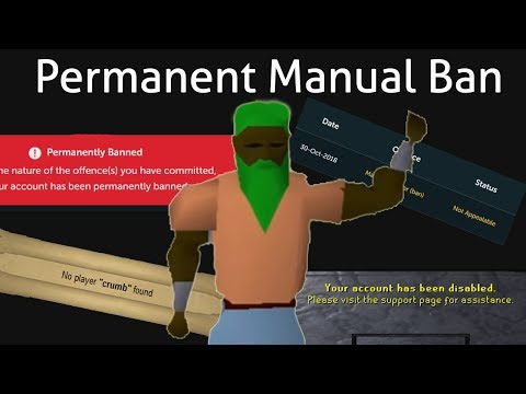 Permanent Manual Ban on all accounts