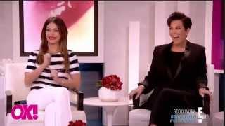 Kris Jenner Reveals She Doesn't Wear Underwear