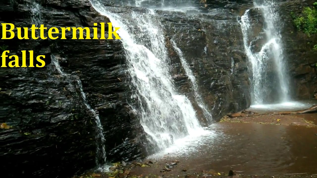 falls femdom story Buttermilk