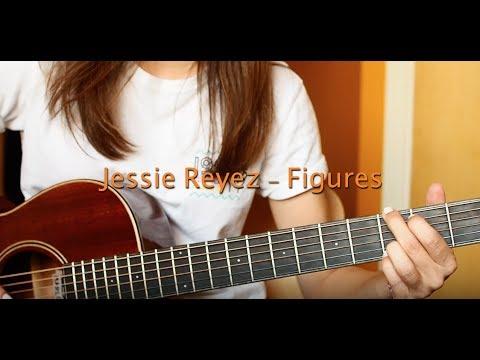Jessie Reyez - Figures. Acoustic Guitar Tutorial.