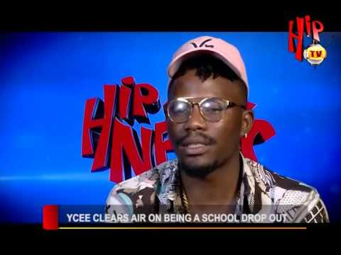 YCEE CLEARS AIR ON BEING A SCHOOL DROPOUT (Nigerian Entertainment News)