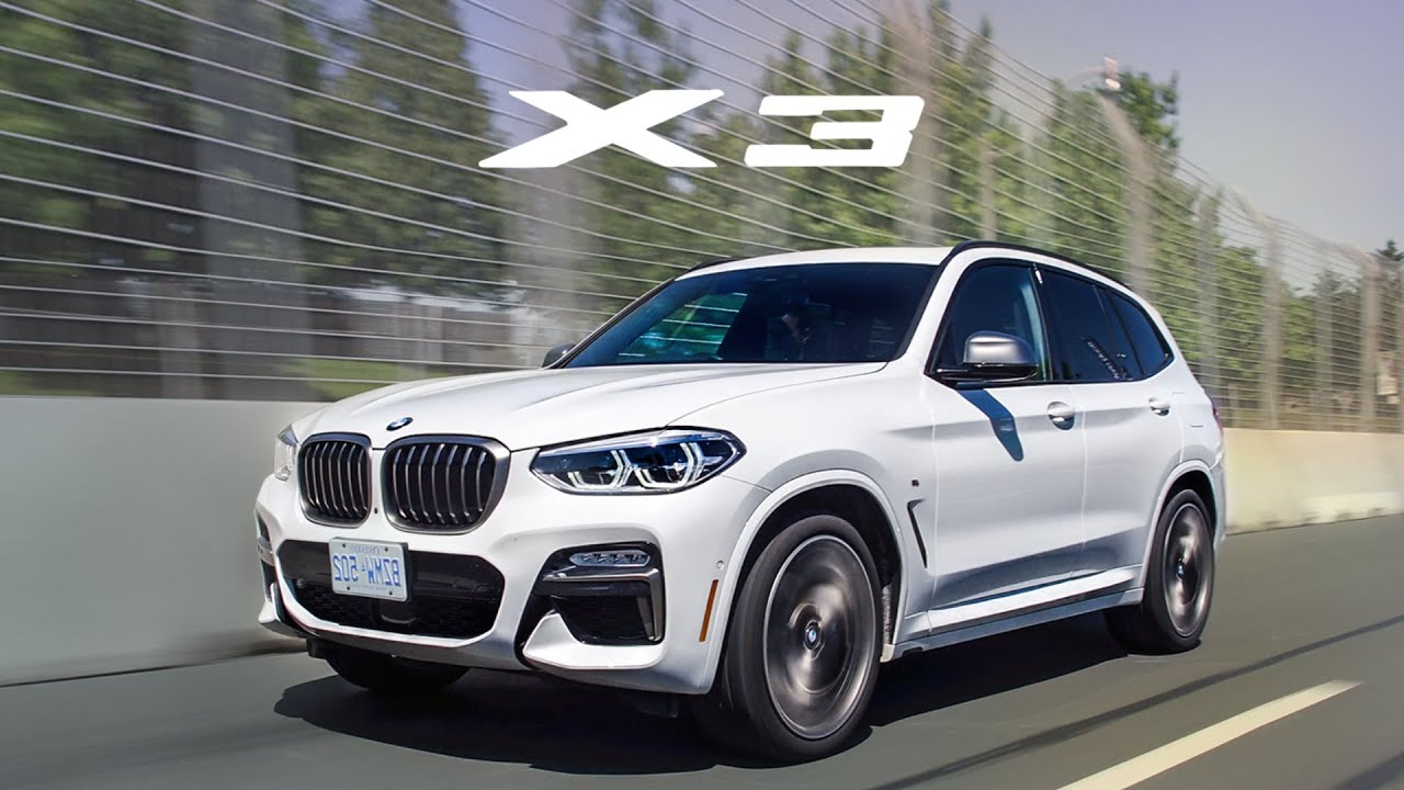 2018 Bmw X3 M40i Review Fast And Futuristic