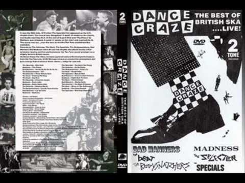 DANCE CRAZE THE VIDEO & DVD VERSIONS - LIVE - (AUDIO ONLY NONE NARRATED)