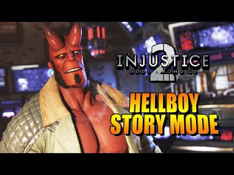 Thumbnail: HELLBOY - Story Mode: INJUSTICE 2 w/Maximilian