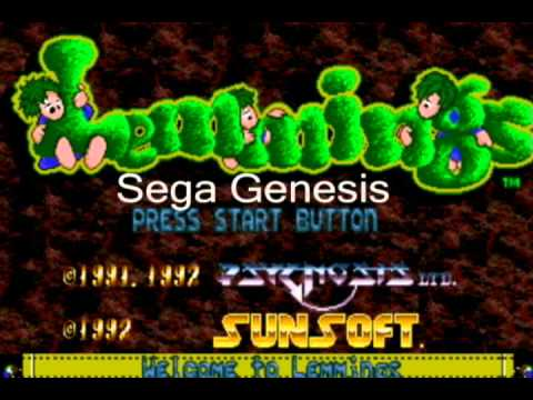 Lemmings - Rondo Alla Turca Every Version From Every Port