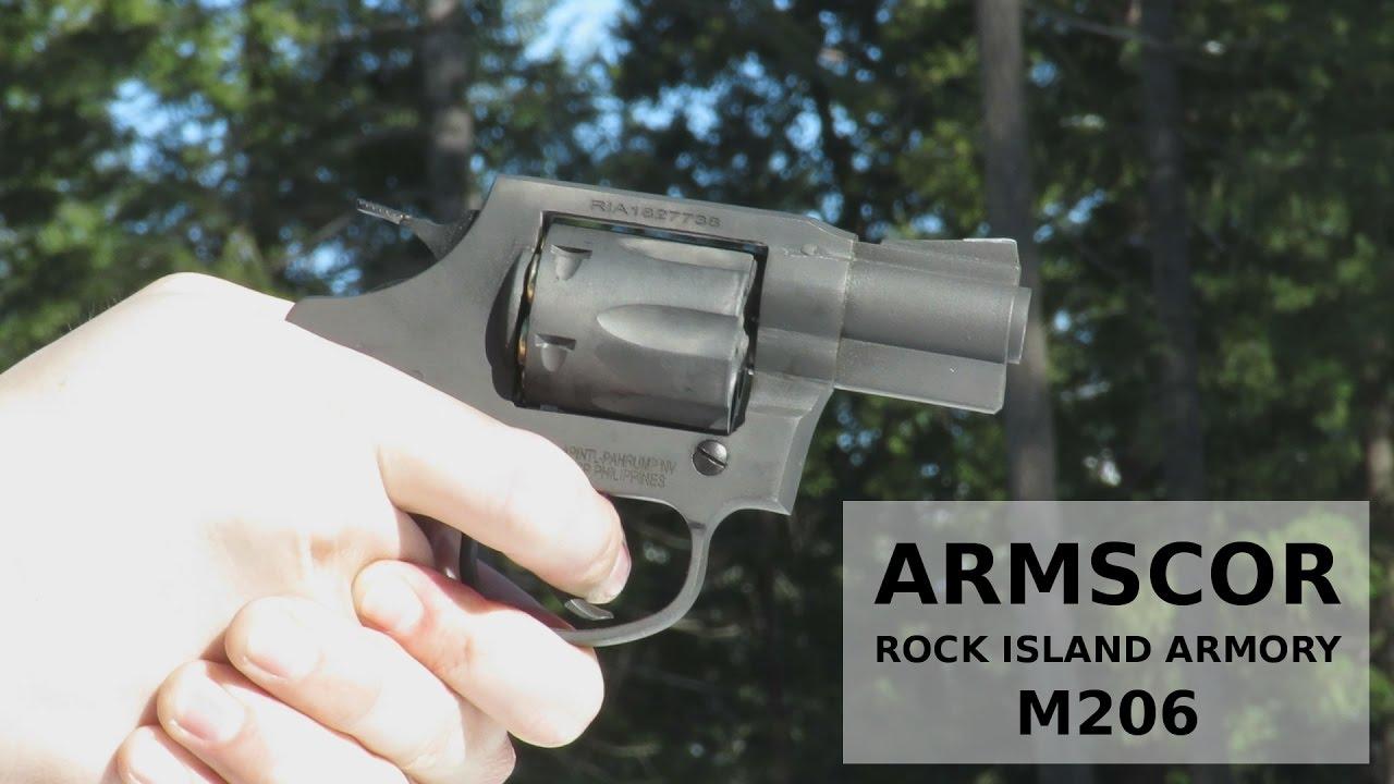 Rock Island Armory  Revolver