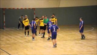 40.Sarower Männerturnier, HBS-Cup, Teil 2