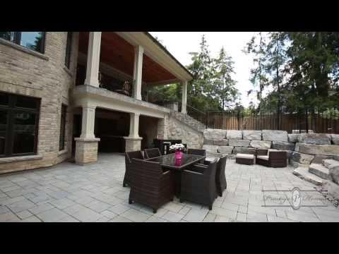 Custom Home by Prestige Homes in Lorne Park Mississauga