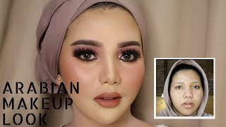 Gambar cover TRY ARABIAN MAKEUP WEDDING LOOK | UCHYLESTARI | BAHASA