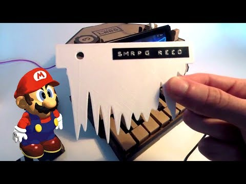 Making Nintendo LABO Waveform Cards Using SNES and Vocal Samples