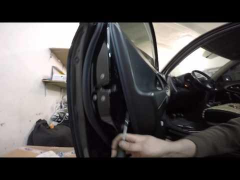 Toyota Rav4 Front Door Panel Removal Doovi