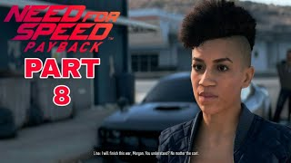 Need For Speed Payback | Chapter 4 | Open Skies | Double Or Nothing | Walkthrough Gameplay Part - 8