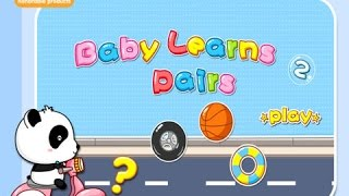 Baby Learns Pairs 2 | Learning Gameplay for Kids