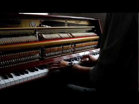 Yiruma - When the love falls - Simonffy Péter cover