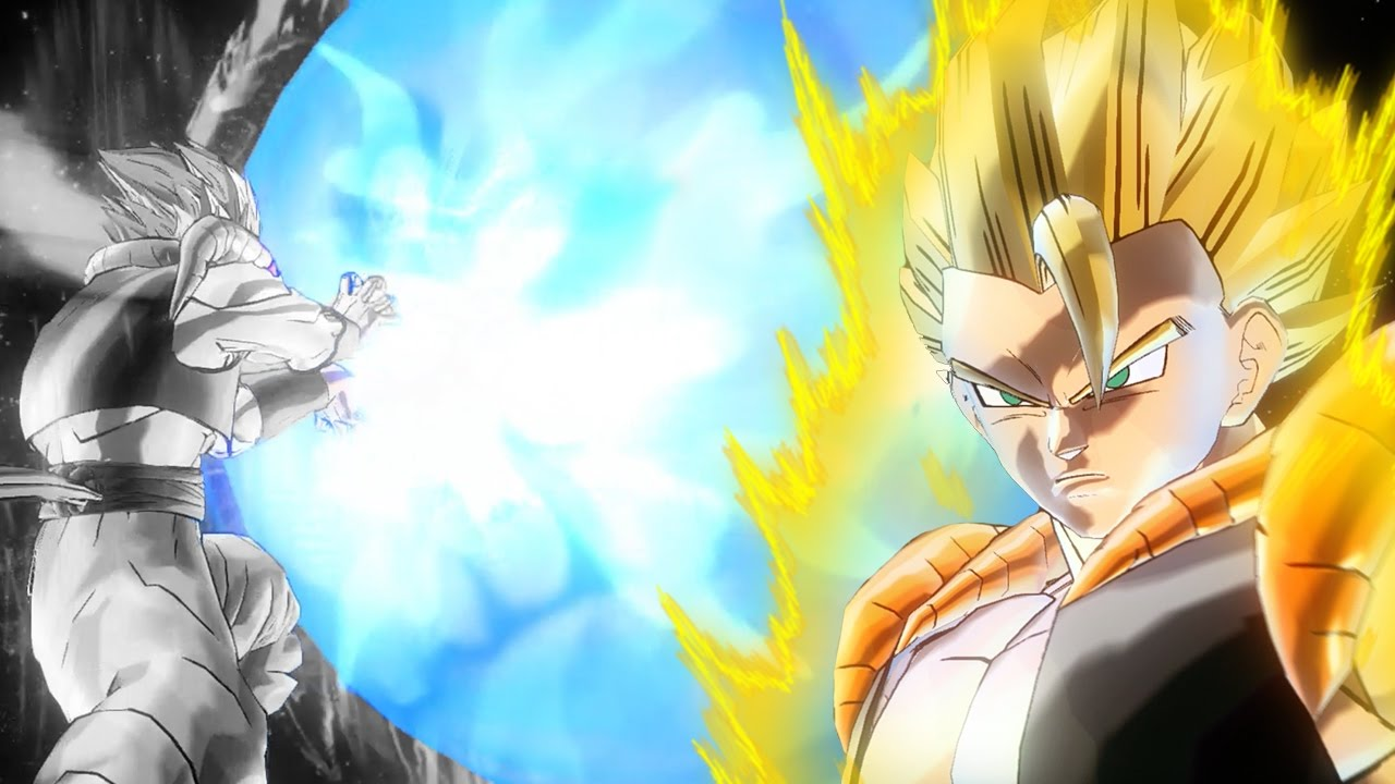 THE BEST FUSION?! Gogeta, Vegito, or Gotenks?! Rhymestyle ...