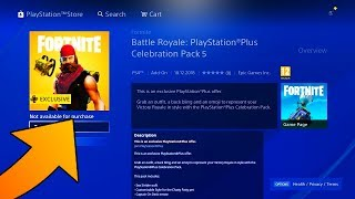 HOW to Get New FREE Fortnite PS4 Skin! Pirate Celebration skin pack 5 in FORTNITE BATTLE ROYALE!