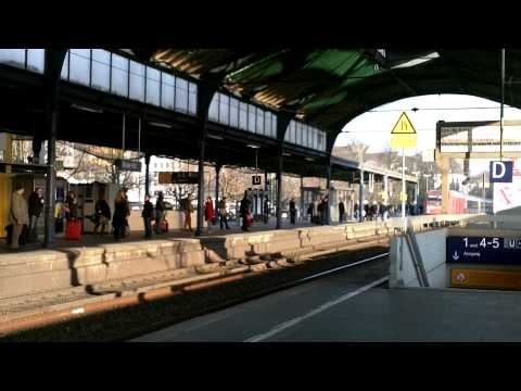 Train Station - Bonn, Germany