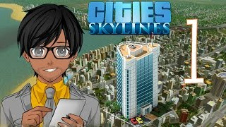 Welcome To Mabsville!! [Cities: Skylines - Part/Episode 1]