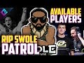 CSGO All Free Agents as IGL's Get Taken, Swole Patrol BIG Changes and DreamEaters Leave