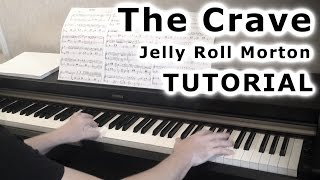 The Crave - Jelly Roll Morton/Легенда о пианисте/The legend of 1900