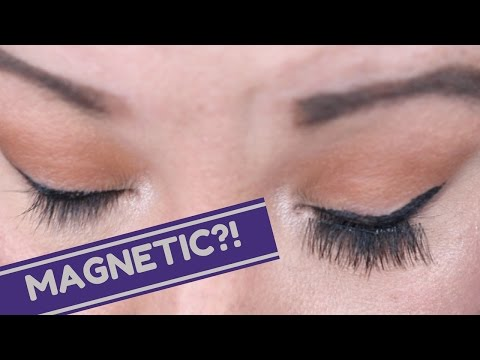 844a4aade83 Applying MAGNETIC LASHES!