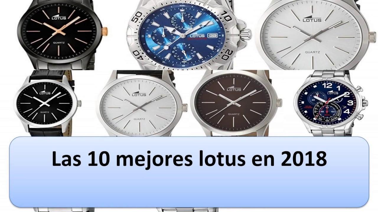 59600a00e894 Las 10 mejores lotus en 2018 - YouTube