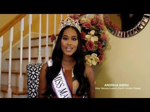 This is ME: Miss Massachusetts Earth United States 2017