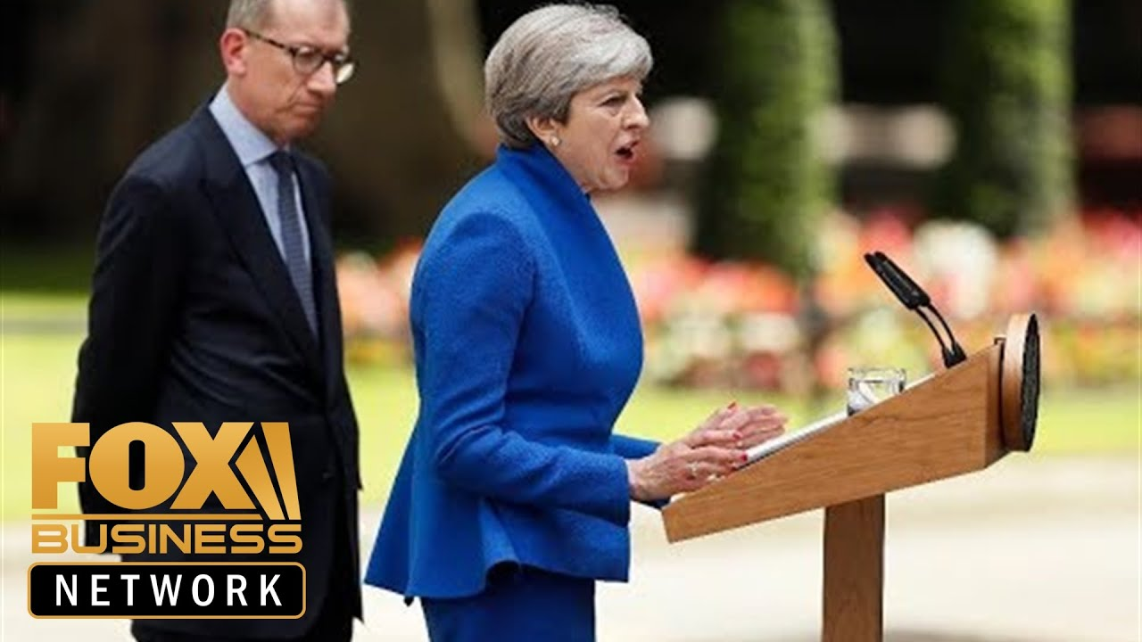 PM Theresa May holds press conference after EU leader summit