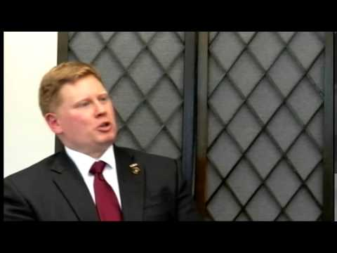 """Shawn Craig, Candidate for MA State Representative on """"Be My Guest."""""""