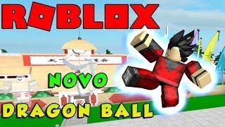 NOVO JOGO DE DRAGON BALL NO ROBLOX - DRAGON SOUL