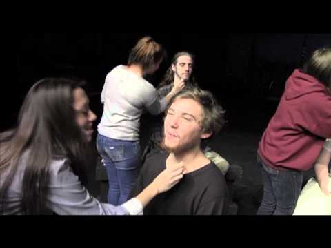"SK Theater's ""Richard III"" - Behind The Scenes"