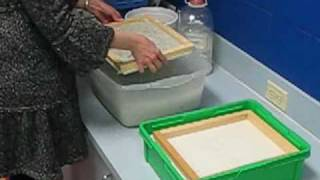 Simple Papermaking